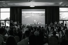 Watching a slide show during the wedding dinner Irish Wedding, Wedding Dinner, Photography Services, Historical Sites, High Quality Images, Big Day, Ireland, Wedding Venues, Castle