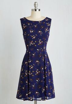 Flair for Florals Dress in Bouquet, #ModCloth