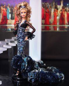 Barbie Miss Pennsylvania Ninimomo 2014/2015