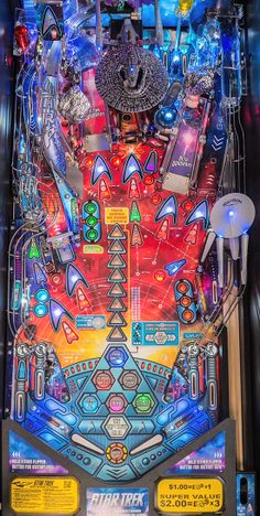 We offer a unique selection of arcade games, pinball machines,classic arcades, shooting game and more for your game room. Flipper Pinball, Stern Pinball, Star Trek Games, Arcade Game Console, Retro Arcade Machine, Pinball Wizard, Retro Images, Star Trek Enterprise, Arcade Games