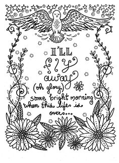 Hymn-spirations Coloring Book Art for the Heart and Soul. Beautifully illustrated pages of well loved Hymns that will inspire you to color and maybe even hum a bar or two.: Deborah Muller, Chubby Mermaid: 0635292811975: Amazon.com: Books