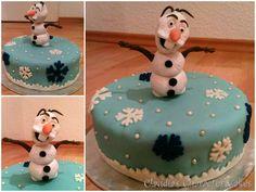 Olaf Torte | Olaf Cake