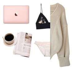 """""""chill"""" by ahessah on Polyvore featuring Mimi Holliday by Damaris and Fleur du Mal"""