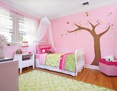Kid's Room Makeover