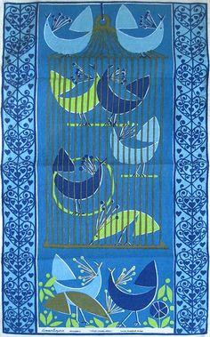 Swedish Linen Tea Towel