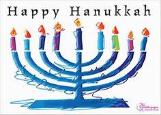 Hanukkah is Stressful