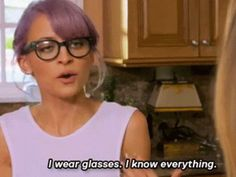 Funny moments from Nicole Richie's new TV show (18 photos)