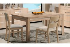 Table OPALE 160/95 - Meubles Delmas