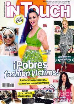 Las portadas de las revistas del corazón de esta semana: Las famosas peor vestidas en In Touch