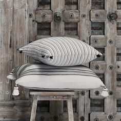 Cushions – Alabaster Trader Sale Campaign, Recycled Bottles, Scandinavian Style, Hand Weaving, Cushions, Stripes, Throw Pillows, Cotton, Inspiration