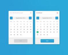Easy DatePicker Plugin For Bootstrap – bootstrapDatepickr