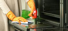We've found a few natural ways to clean your oven so you will finally be able to tick this task off your cleaning list!