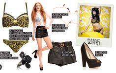 Get Dressed - Cixi - Summer 2012