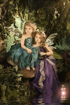 Enchanted Fairies creates family history by bringing your child's imagination to life. Fairy Pictures, Angel Pictures, Fairy Photography, Children Photography, Tulpen Arrangements, Fairy Photoshoot, Enchanted Fairies, Fairies Photos, Baby Fairy