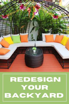 Amazing Ways To Redesign Your Backyard - Mom Does Reviews Outdoor Food, Outdoor Decor, Backyard, Patio, Neat And Tidy, Sit Back, Can Design, Water Features, Fresco