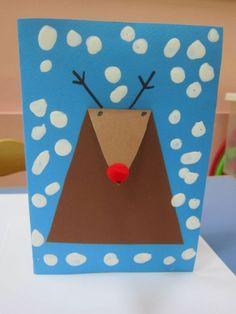 Circle Easter Egg Art for Kids Activity Christmas Card Crafts, Preschool Christmas, Christmas Activities, Christmas Projects, Kids Christmas, Holiday Crafts, Preschool Art Projects, Preschool Crafts, Theme Noel