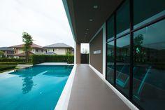 Swimming Pool @Kanasiri Bangna by Sansiri