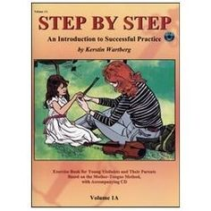 Book recommended for younger learners with parents who do not have music…