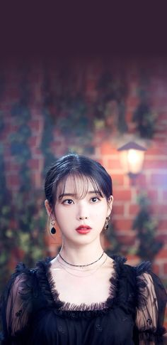 #IU #Hotel_Del_Luna #tvN #LeeJiEun #YeoJinGoo Korean Actresses, Korean Actors, Actors & Actresses, Drama Korea, Korean Drama, Korean Star, Korean Girl, Iu Moon Lovers, Luna Fashion