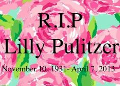 The Glam Pad: Lilly Pulitzer - A Tribute to the Icon