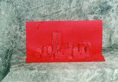 Kirigami di  N.Y. 10.09-2001
