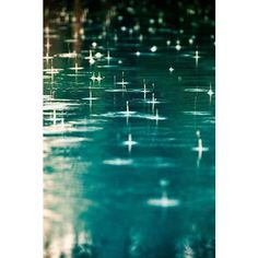RAIN DROPS ❤ liked on Polyvore featuring rain