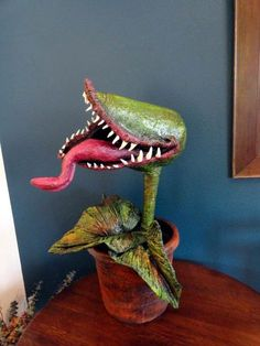 Awesome Paper Mache Creatures Like Never Seen Before (38)