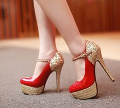 ff9bc64a0 women s high heels platform pumps shoes  Platformpumps Red Bottoms