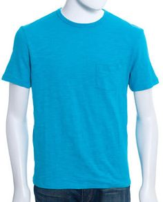 Bird :: men's clothing :: men's flame jersey pocket tee #style #Tips #TiporSkip