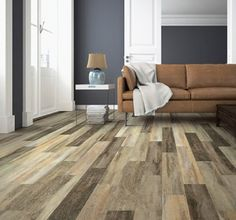 US FLOORS: The leading producer of sustainable, eco-friendly flooring also offers a wide variety of options when it comes to design.
