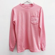 Pink Ivory Ella Shirt