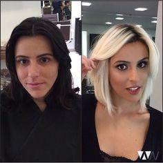 ⠀⠀⠀⠀⠀⠀⠀⠀⠀ Cabelos Loiros @cabelos_loiros Antes e depois ba...Instagram photo | Websta (Webstagram)