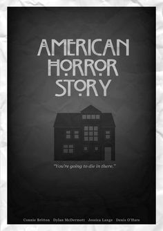 American Horror Story Season 1 - The Murder House Badass Movie, Movie Tv, Movies Showing, Movies And Tv Shows, American Horror Story 3, My Sun And Stars, Coven, Favorite Tv Shows, Favorite Things