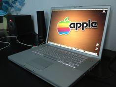 Aluminium MacBook Pro