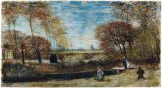 Van Gogh Returns to Holland