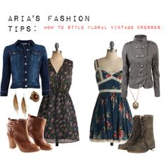 Aria's Fashion Tips, created by ariamontgomery