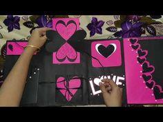 Birthday Scrapbook for love 💝💝💝  Best Scrapbook ideas   Anrashizz world - YouTube Handmade Anniversary Gifts, Paper Quilling Designs, Birthday Scrapbook, Mandala Design, Greeting Cards Handmade, Jessie, Diy Gifts, Design Art, Arts And Crafts