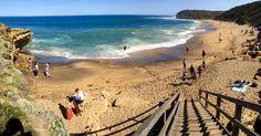 Bells Beach #greatoceanroad #greatocean #bellsbeach #bells #beach #australia #surf #waves #olas #sea #mar #sand #arena #cielo #sky #blue #azul #wood #madera #vacaciones #holidays #familia #family #playa #viaje by albertohernandezhernandez http://ift.tt/1KnoFsa