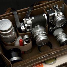 Leica bag