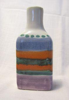 Bottle by Giovanni de Simone, 1964 (purchased April, 2013)
