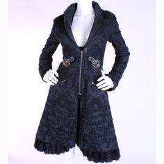OOAK Ernte Jacket available at Five and Diamond
