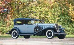 1932 Cadillac Sixteen Special Phaeton