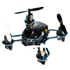 Hubsan Q4 H111 Nano 4-Channel RC Quadcopter w/ 2.4GHz Radio System - Black. Find the cool gadgets at a incredibly low price with worldwide free shipping here. Hubsan Q4 H111 Nano 4-Channel RC Quadcopter w/ Radio System - Black, Other Accessories for R/C Toys, . Tags: #Hobbies #Toys #R/C #Toys #Other #Accessories
