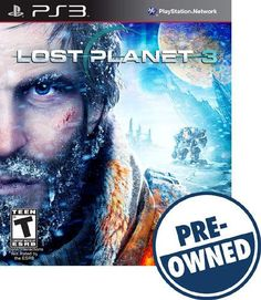 Lost Planet 3 - PRE-Owned - PlayStation 3