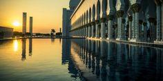 Dubai Water Beautiful
