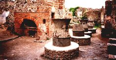 Bakery ovens in pompeii.jpg by dippydebs, via Flickr