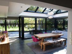 ipv onze keuken en veranda