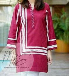 2019 Casual Fashion Trends For Women - Fashion Trends Girls Dresses Sewing, Stylish Dresses For Girls, Stylish Dress Designs, Beautiful Pakistani Dresses, Pakistani Dresses Casual, Pakistani Dress Design, Pakistani Fashion Party Wear, Girls Frock Design, Sleeves Designs For Dresses
