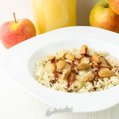 przepis-na-poranny-ryz-w-5-minut-zdrowy-4 Potato Salad, Oatmeal, Potatoes, Breakfast, Ethnic Recipes, Food, The Oatmeal, Morning Coffee, Potato