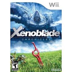 Xenoblade Chronicles   Really digging the scale, mythos of this game.